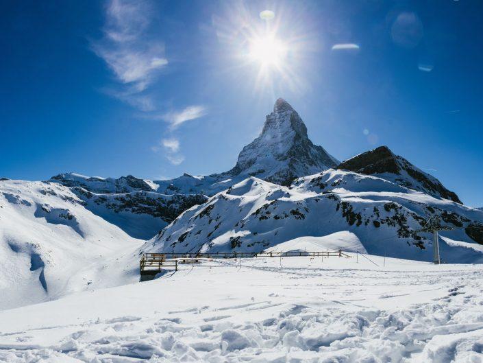Schweiz - Zermatt